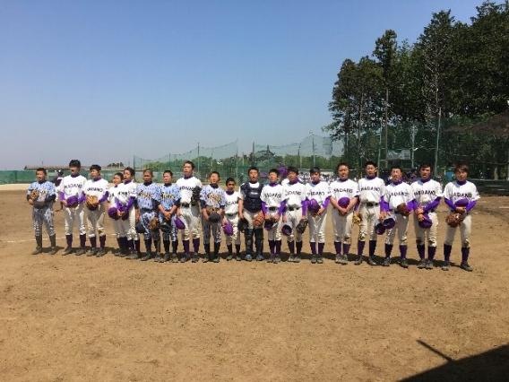 第21回 関東ボーイズリーグ大会 一回戦結果